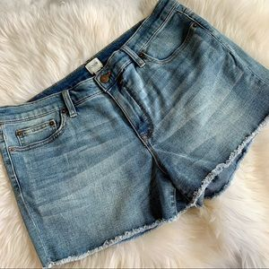 J. Crew Jean Shorts. Size 31. Brand new with tags.